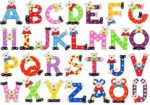Buchstaben Deko Kinderzimmer : holz buchstaben a z namensschild t rschild holzbuchstaben namen wunschnamen neu ebay ~ Orissabook.com Haus und Dekorationen