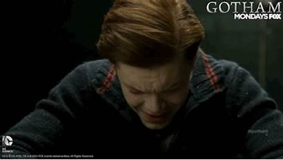 Gotham Fox Giphy Jerome Gifs Gfycat Triangle