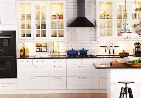 ikea kitchen cabinets reviews   worth  buy kitchens designs ideas