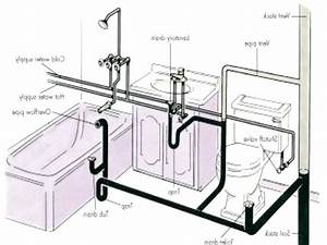 Prolne Dran Tub To Shower Converson Over Concrete How To