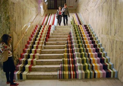 stairs street london awesome londres escaleras stair stuart haygarth hative graffiti painted angleterre source grossbritannien arte estas kunstop escaliers peinture