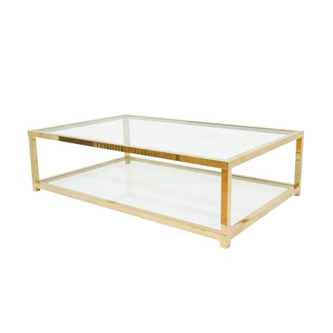what is a two top table two tiered brass and glass coffee table glass top dining
