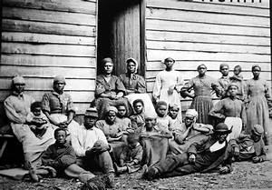 Civil War Contrabands