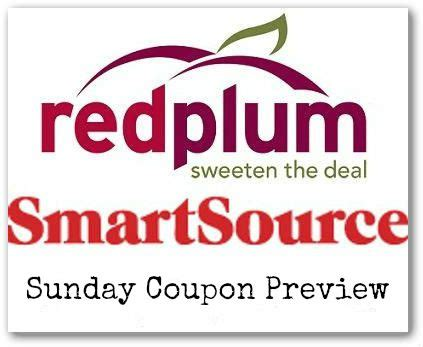 19933 Redplum Coupons Sunday Paper by Sunday Coupon Preview For 12 6 Smartsource Redplum