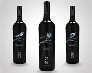 Wine colossal for Hamilton fray wine packaging