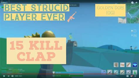 player  strucid  bomb  stud lazer youtube