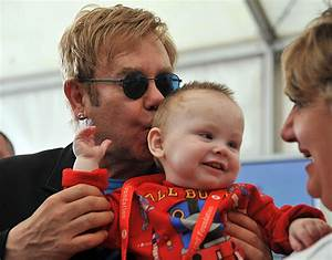 Elton John's hopes of adopting Ukranian toddler dashed ...