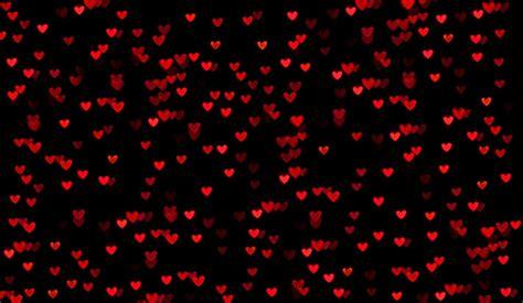 black  red heart wallpaper  wallpapersafari