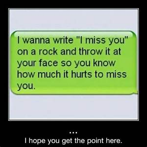 Miss You Like Quotes Funny QuotesGram