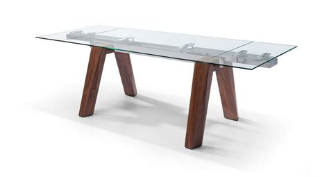 wooden office desk with glass top modern glass conference table or executive desk with solid