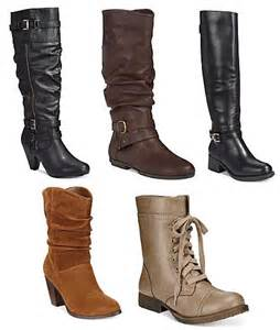 womens boots on sale macys macy 39 s 39 s boots 14 99 reg 69 freebies for a cause