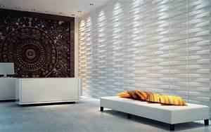 3d Wall Panels : 3d wall panels cladding living room bedroom feature wall block 6m sq 0001 ebay ~ Sanjose-hotels-ca.com Haus und Dekorationen