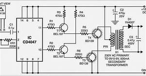 Simple Window Charger Wiring Diagram Schematic