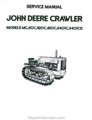 Deere 420c Wiring Diagram by Deere Tractor Manual 2040 2510 2520 2240 2440 2630