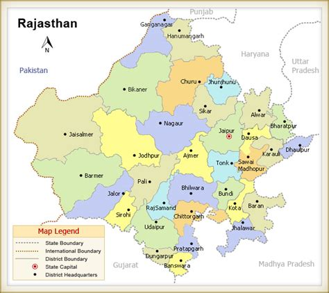 map  rajasthan palace  wheels route map
