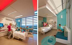 Nemours Children's Hospital, patient room, Stanley Beaman ...