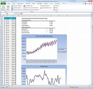 Retirement Planning Tools Excel Stattools Forecasting And Statistical Analysis Software
