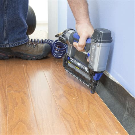 how to nail wood flooring how to install an engineered hardwood floor