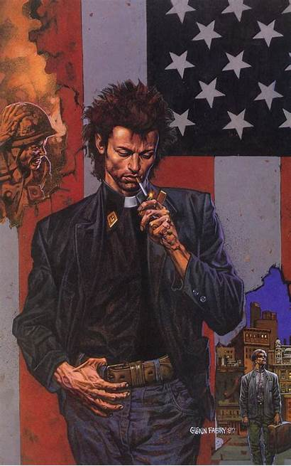 Preacher Jesse Custer Dillon Fabry Glenn Humperdoo
