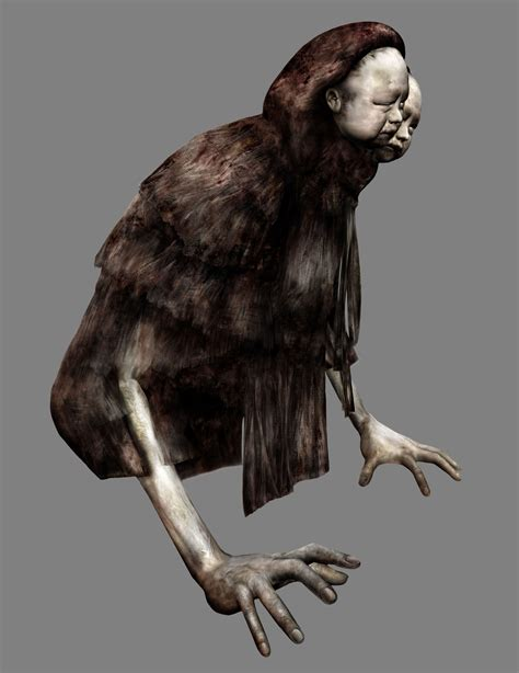 silent hill   room concept art creatures silent