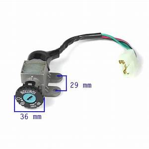 Chinese Ignition Key Switch Set Gy6 50cc150cc Scooter