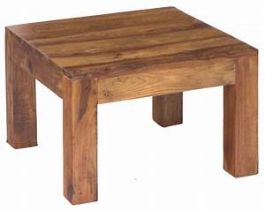 Large Square Sheesham Lamp Table Small Coffee Table