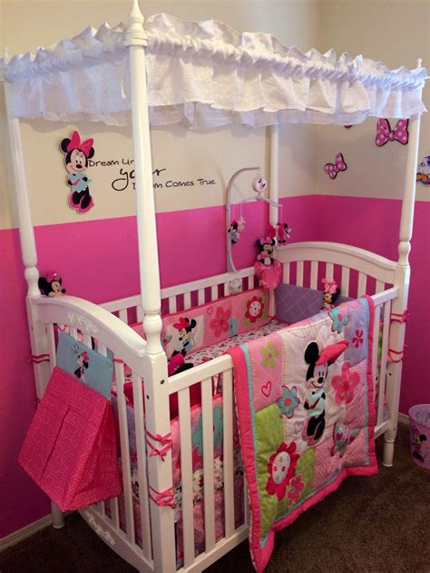 minnie mouse room decor for babies 1000 images about minnie mouse nursery on