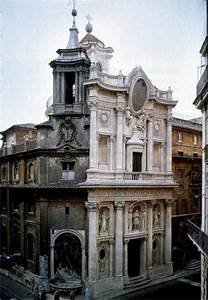 Handout 5: Baroque Architecture in Italy: Bernini vs ...