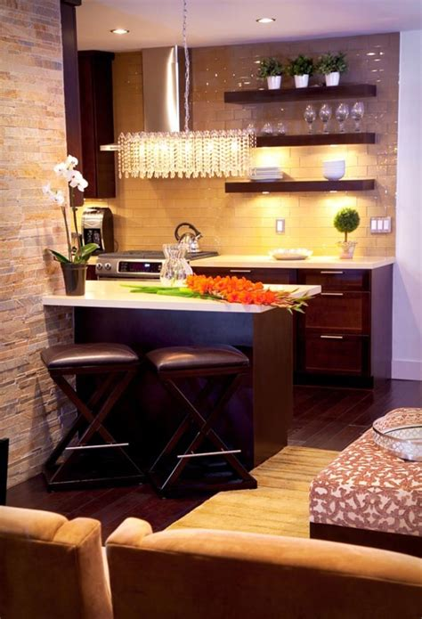 41+ Small Kitchen Design Ideas  Inspirationseekcom