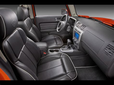 top speedy autos  hummer editions interior preview
