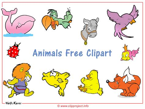 free clipart downloads wallpaper free tiere cliparts