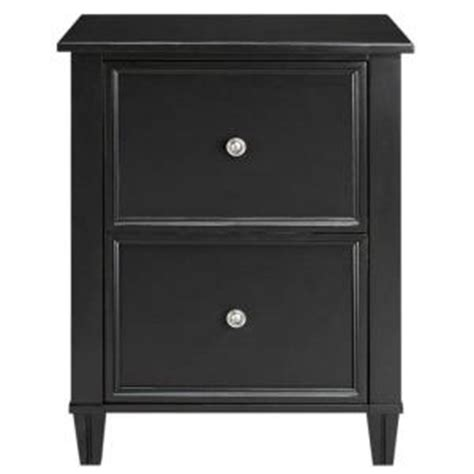 File Cabinet Locks Home Depot by Martha Stewart Living Larsson Carbon Black 30 In X 23 5