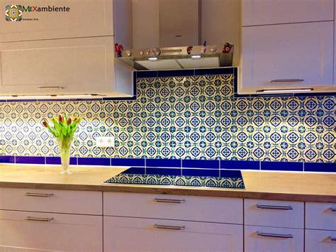 Fliesenspiegel Küche Ornament by Marokkanische Fliesen F 252 R Das Feriengef 252 Hl In Ihrer K 252 Che