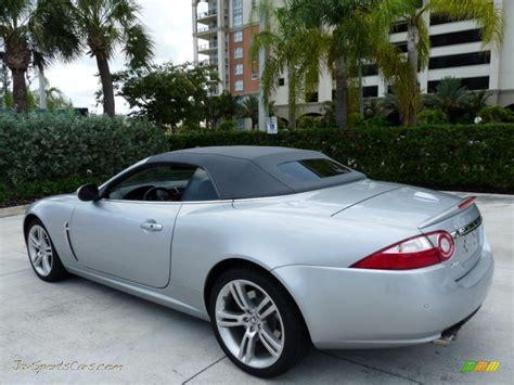 2008 Jaguar Xkr Convertible For Sale by 2008 Jaguar Xk Xkr Convertible In Liquid Silver Metallic