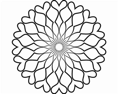 Blank page header small text goes here. Blank mandala for coloring by bcre80v on deviantART ...