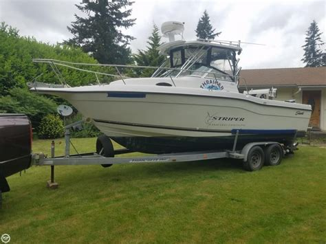 Striper Boats For Sale Vancouver by Cuddy Cabin Boats For Sale Boats