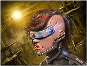 Futuristic, Cyberpunk, Wallpapers, Hd, Desktop, And, Mobile