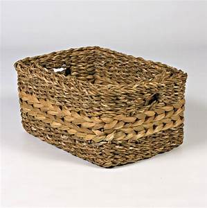 Water, Hyacinth, Shelf, Baskets, Set, Two, Hg4, Two, By, Chairworks