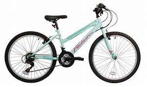 Falcon Aurora Girls 24 U0026quot  Rigid Mountain Bike