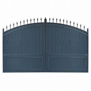 Modele De Portail Coulissant : portail cloture et portail fer les portails fer sur ~ Premium-room.com Idées de Décoration