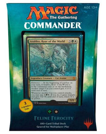 commander 2017 magic the gathering spoilers news