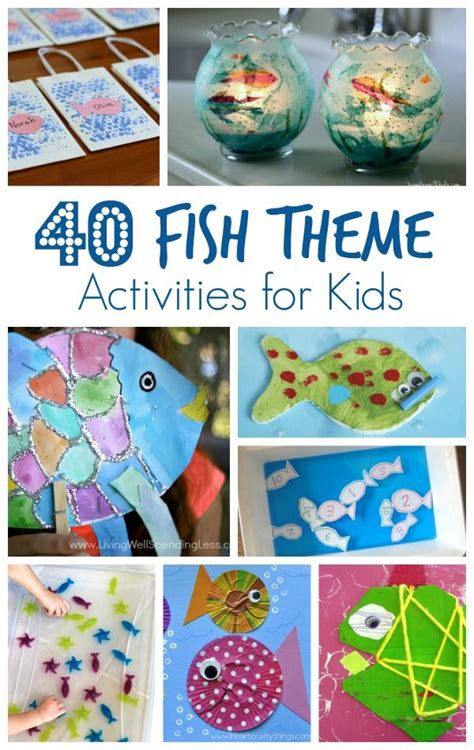 40 fish theme activities for play activities for 579   cba347bc9008f3a3c7b8f21cde2f873b