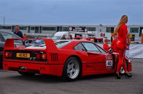 A very fast berlinetta designed by pininfarina, it was built mainly from composites. The History and Evolution of the Ferrari F40