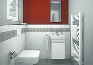 Kleine Badezimmer Neu Gestalten : kleines bad planen und gestalten obi ~ Watch28wear.com Haus und Dekorationen