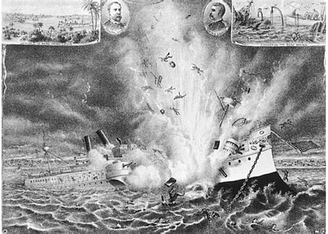 sinking of the uss maine significance chapter 23 an american empire america narrative