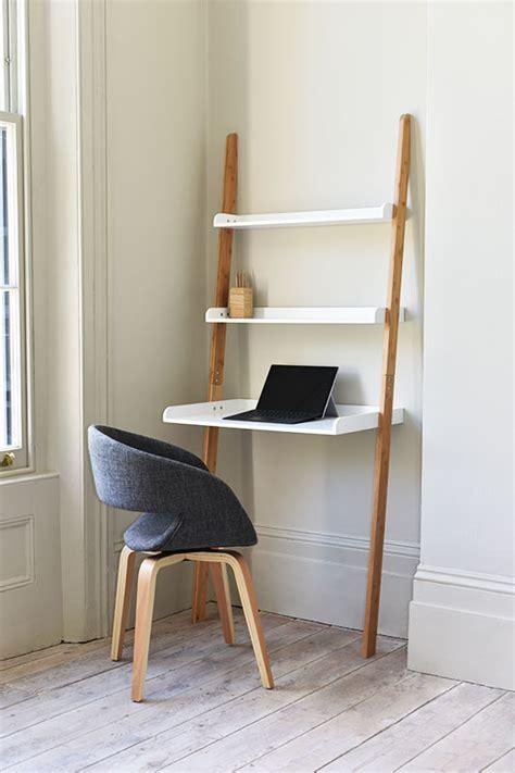 bamboo  white mdf desk futon company