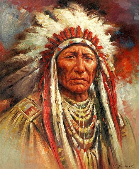 Sioux Indian Paintings