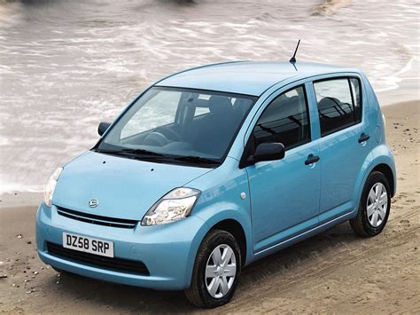 Daihatsu Sirion Picture by Car Pictures Daihatsu Sirion 2007