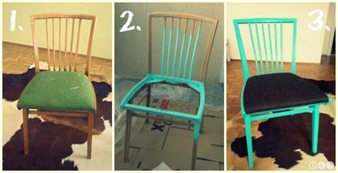 Alte Stühle Verschönern by Diy St 252 Hle Versch 246 Nern Restaurieren Do It Yourself