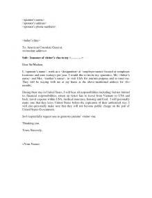 letter visa invitation letter sample visitor visa invitation letter